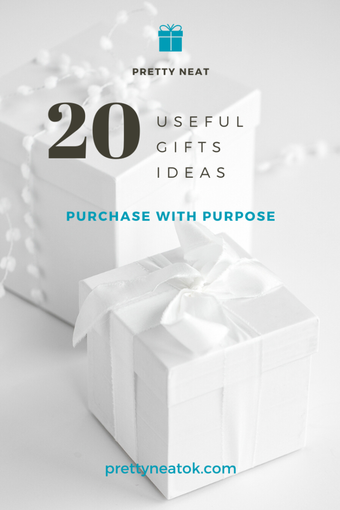 experience gift holiday gift guide with white presents