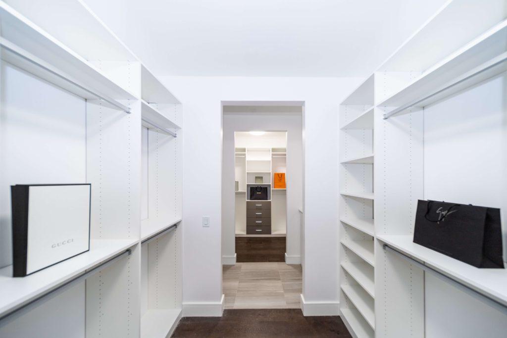 organized closet in okc