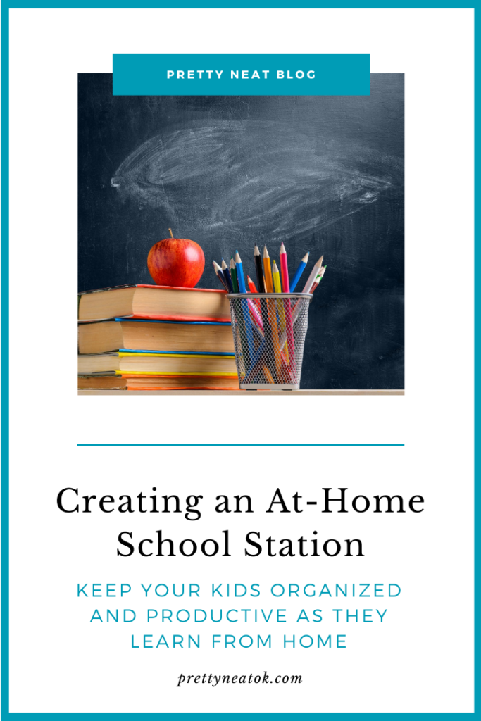 at home school station
